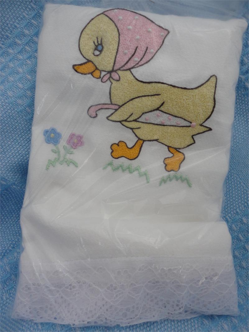 Baby Blanket Pa 241 Al Tela Antiseptica Bordado Lcc326