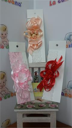 Baby Headbands Canastilla